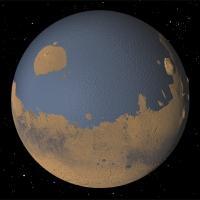 NASA says that mars had an ocean