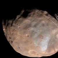 New research : Mars to lose its largest moon, Phobos, but gain a ring