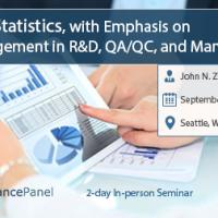 Seminar on Risk Management in R&D, QA/QC, and Manufacturing at Seattle, Washington