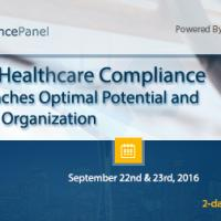 Seminar on Protect your Organization with Healthcare Compliance Program 2016