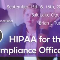 HIPAA Seminar for the Compliance Officer in Salt Lake City