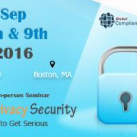 2016  conference in Boston on HIPAA Privacy Security