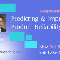 Conference on Product Reliability 2016 Seminar in Salt Lake City