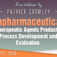 Biopharmaceuticals as Therapeutic Agents Product  2016