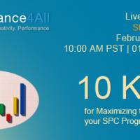 10 Keys for Maximizing the Benefits of your SPC Program