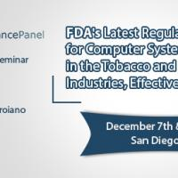 FDA's Latest Regulations for Computer Systems Used in the Tobacco and Related Industries, Effective 08/08/2016
