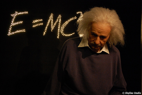 E=mc� : Most famous equation of the world