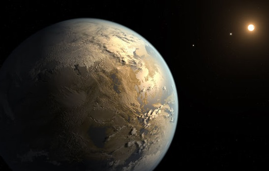 First Earth-sized planet in star's
