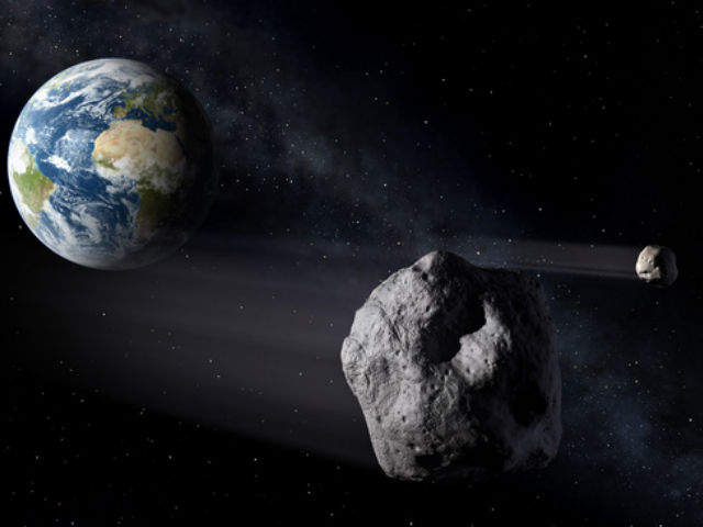 Asteroid impacts may have buried Earth's earliest rocks