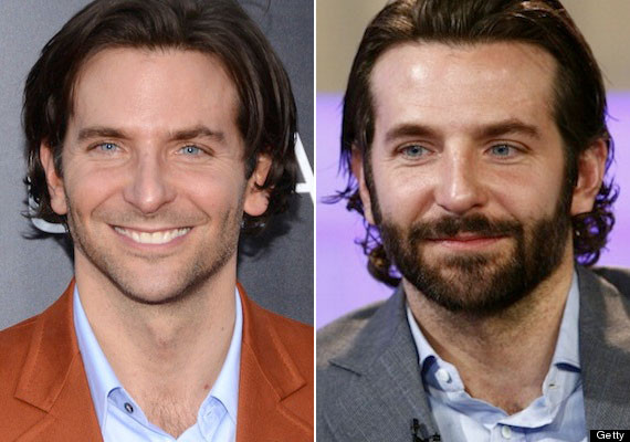 Study shows : The more people with beard, the less attractive