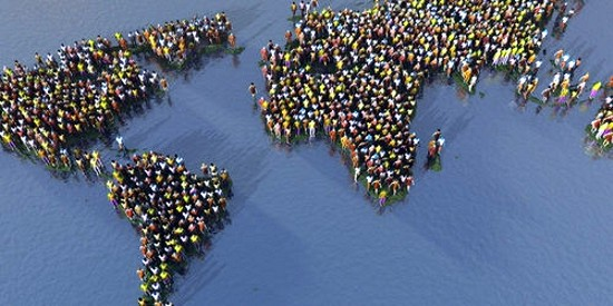 Earth's population won�t stabilize this century :study found