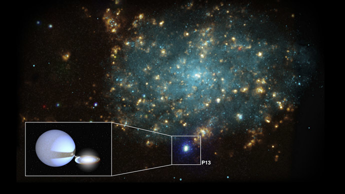 The super hungry black hole eating its surroundings ten times faster than expected