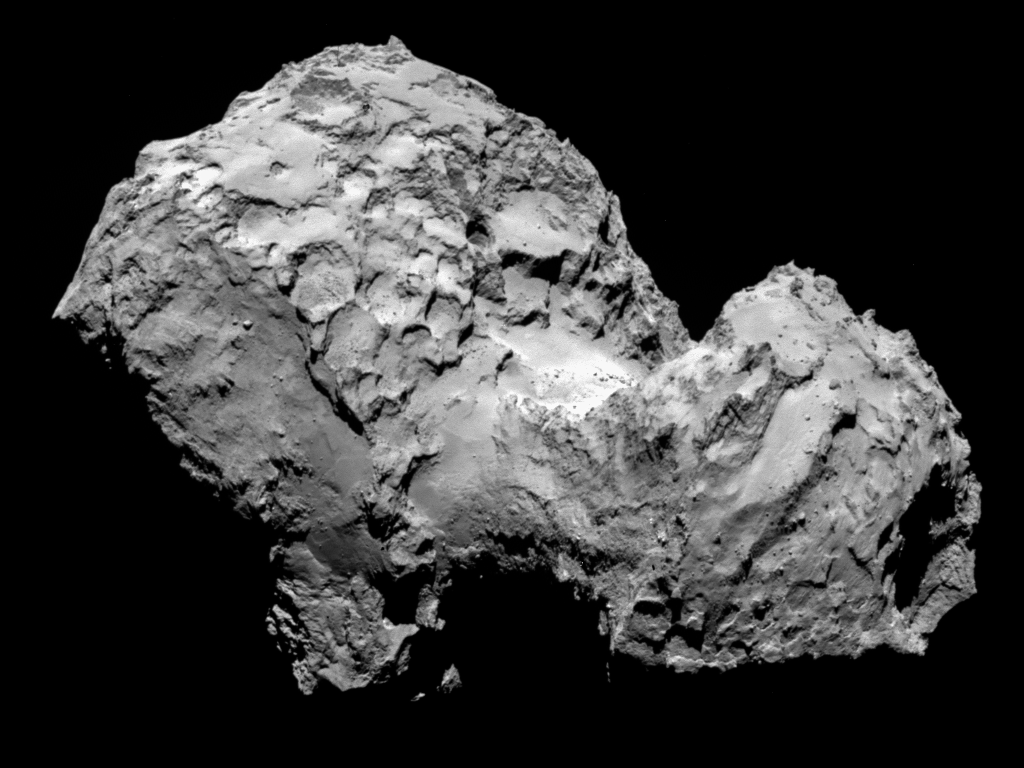 Comet lander loses power but completes