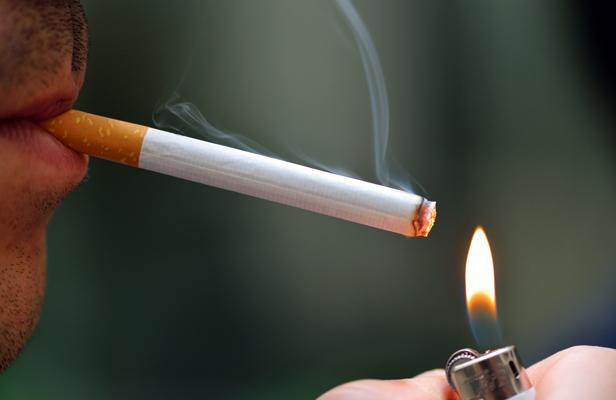 Smoking may kill off the Y chromosome in men's blood
