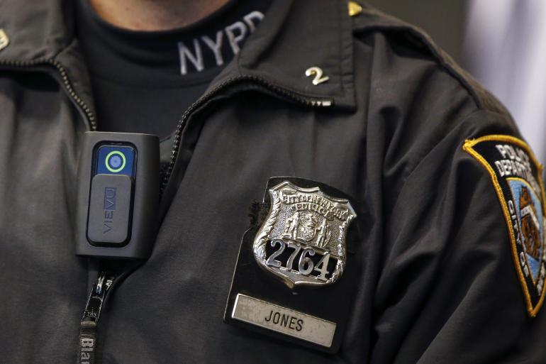 Body Cameras On Cops can prevent violence