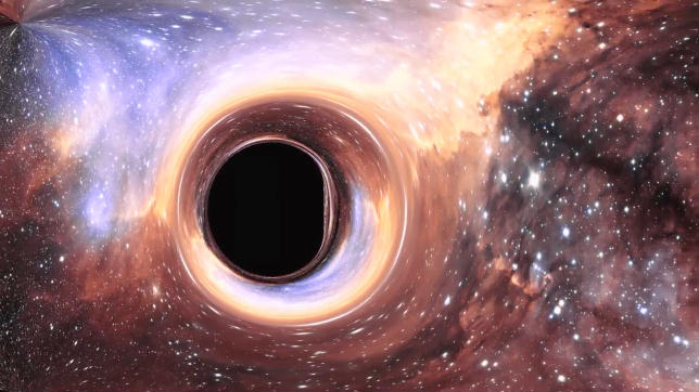 Possible existence of wormhole in our galaxy