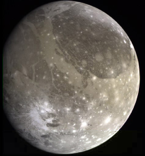 Jupiter moon Ganymede could have ocean with more water than Earth