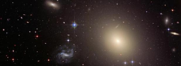 Harvard astronomers found 'runaway' galaxies