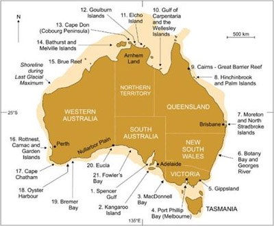 Oral histories of Indigenous Australians pass down to almost 10000 years