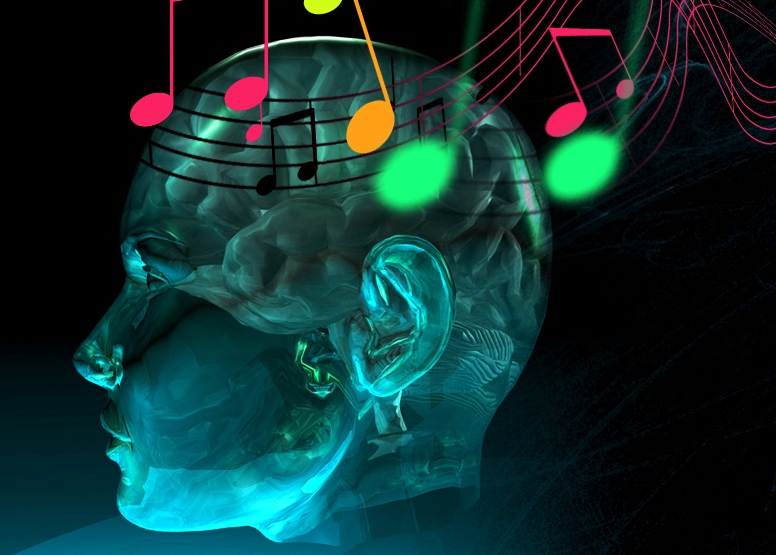 Study : Matching brain rhythms are used to process music