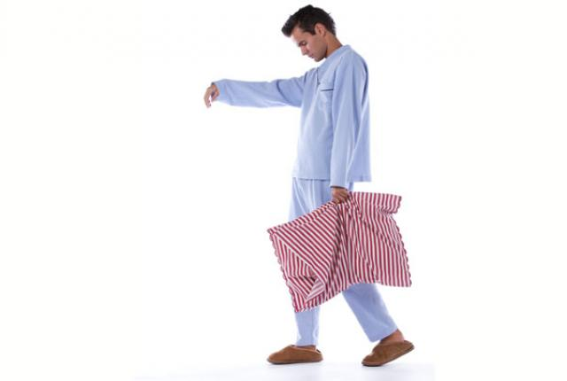 Sleepwalkers Feel No Pain When Injured: Study