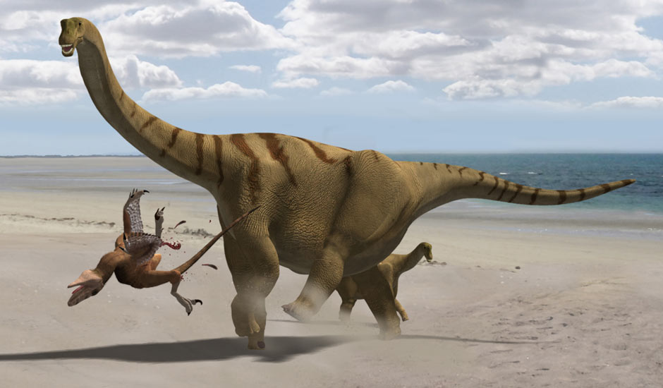 Thunder-Thighed Dinosaurs Arose much Quickly from Predecessors