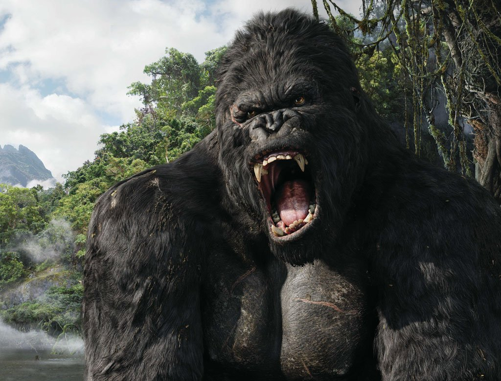 Real life King-Kong may have been doomed by changing landscape—and own size
