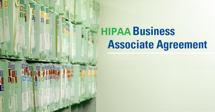HIPAA Business Associate Agreements-an understanding