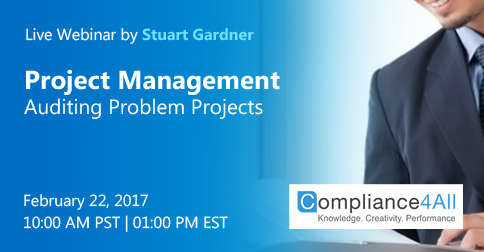 Project Management - Auditing Problem Projects